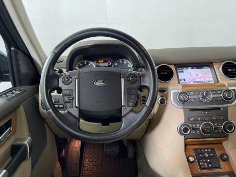 2016 Land Rover LR4 for sale at CU Carfinders in Norcross GA