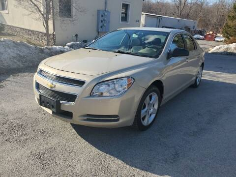 2009 Chevrolet Malibu for sale at Wallet Wise Wheels in Montgomery NY