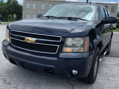 2007 Chevrolet Tahoe for sale at Consumer Auto Credit in Tampa FL