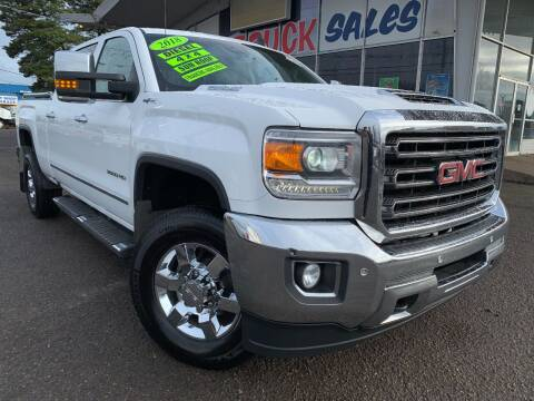 2018 GMC Sierra 3500HD for sale at Xtreme Truck Sales in Woodburn OR