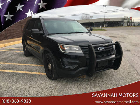 2017 Ford Explorer for sale at Savannah Motors in Cahokia IL