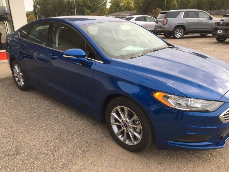 2017 Ford Fusion SE 4dr Sedan - Rugby ND