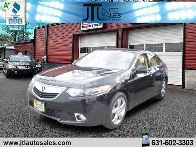 2014 Acura TSX for sale at JTL Auto Inc in Selden NY