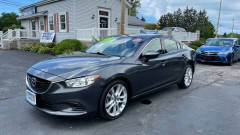 2014 Mazda MAZDA6 for sale at RBT Automotive LLC in Perry OH