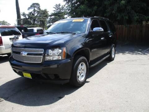 2007 Chevrolet Tahoe for sale at Grace Motors in Manteca CA