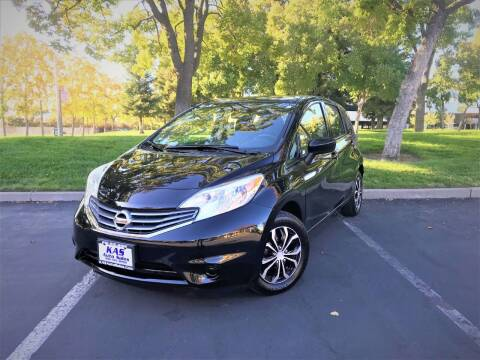 2016 Nissan Versa Note for sale at KAS Auto Sales in Sacramento CA