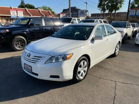 2009 Toyota Camry for sale at Orion Motors in Los Angeles CA