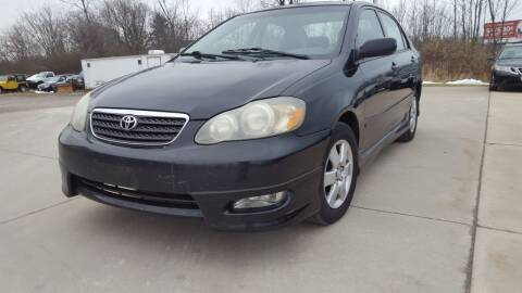 2005 Toyota Corolla for sale at Nationwide Auto Works in Medina OH