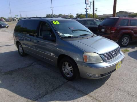 2005 Ford Freestar for sale at Regency Motors Inc in Davenport IA