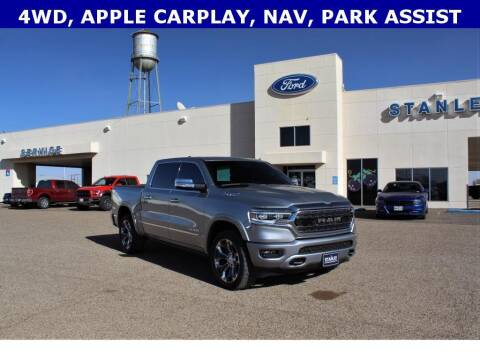 2020 RAM Ram Pickup 1500 for sale at STANLEY FORD ANDREWS in Andrews TX