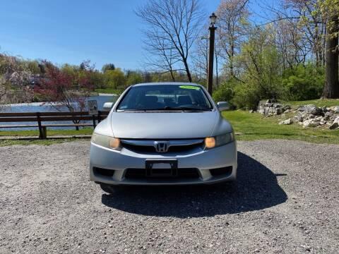 2009 Honda Civic for sale at Beaver Lake Auto in Franklin NJ