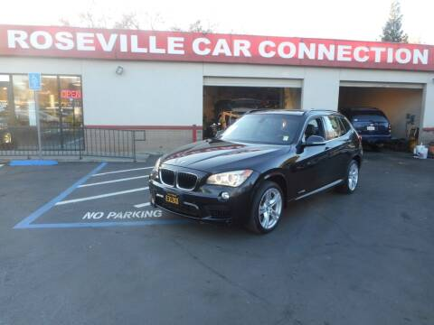 2013 BMW X1 for sale at ROSEVILLE CAR CONNECTION in Roseville CA