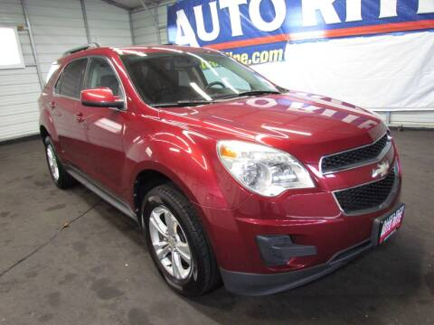 2011 Chevrolet Equinox for sale at Auto Rite in Cleveland OH