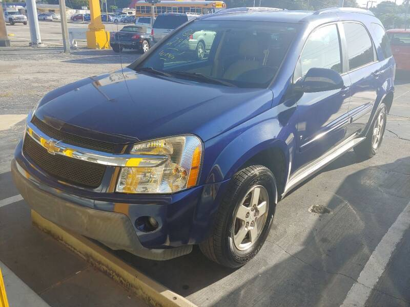 2006 Chevrolet Equinox for sale at Autos by Tom in Largo FL