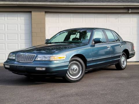 1996 Mercury Grand Marquis for sale at Riverfront Auto Sales in Middletown OH