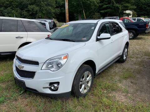 2012 Chevrolet Equinox for sale at Official Auto Sales in Plaistow NH