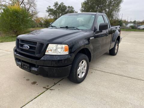 2005 Ford F-150 for sale at Mr. Auto in Hamilton OH