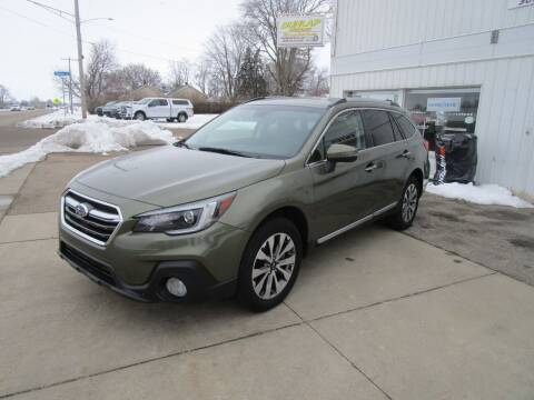 2019 Subaru Outback for sale at Dunlap Motors in Dunlap IL