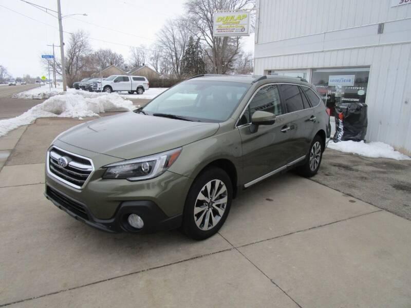 2019 Subaru Outback for sale at Dunlap Motors in Dunlap IL