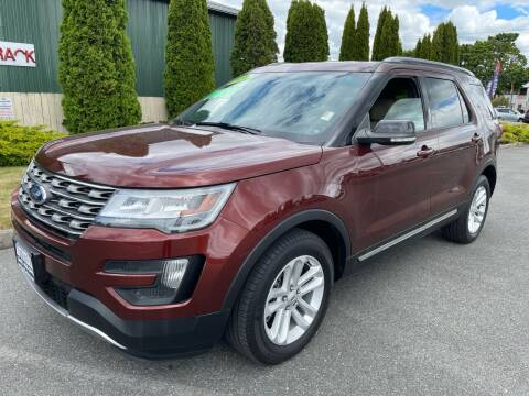 2016 Ford Explorer for sale at AUTOTRACK INC in Mount Vernon WA