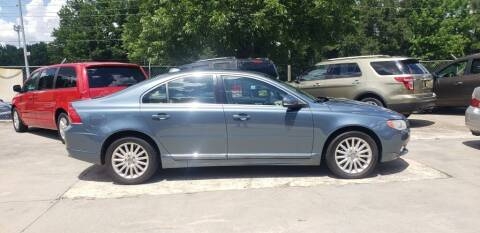 2012 Volvo S80 for sale at On The Road Again Auto Sales in Doraville GA