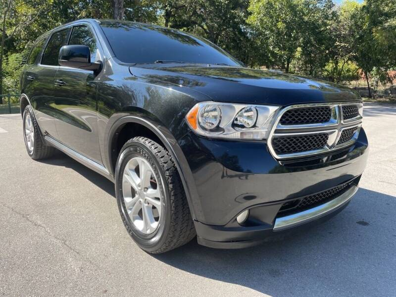 2012 Dodge Durango for sale at Thornhill Motor Company in Lake Worth TX