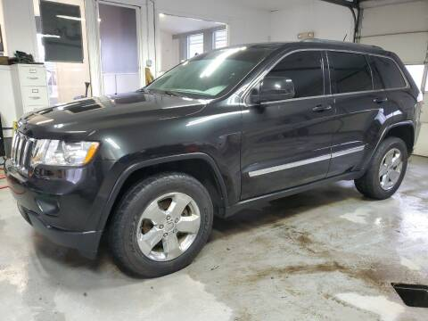 2012 Jeep Grand Cherokee for sale at Drive Motor Sales in Ionia MI