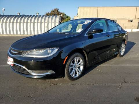 2015 Chrysler 200 for sale at A.I. Monroe Auto Sales in Bountiful UT