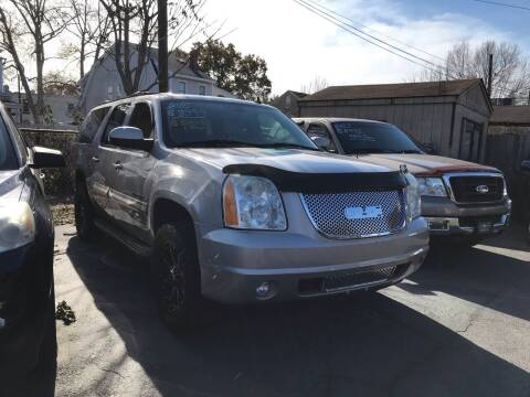 2007 GMC Yukon XL for sale at Chambers Auto Sales LLC in Trenton NJ