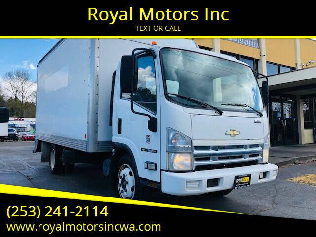 2008 Chevrolet W5500 for sale at Royal Motors Inc in Kent WA