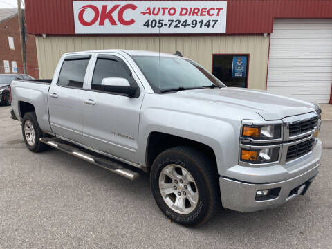 2015 Chevrolet Silverado 1500 for sale at OKC Auto Direct in Oklahoma City OK