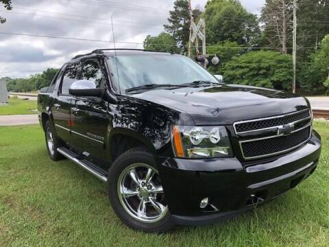 2008 Chevrolet Avalanche for sale at Automotive Experts Sales in Statham GA