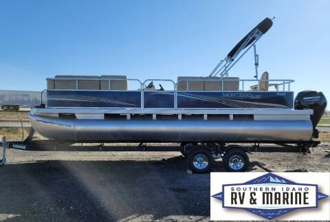 2021 MONTEGO BAY F8522 for sale at SOUTHERN IDAHO RV AND MARINE in Jerome ID