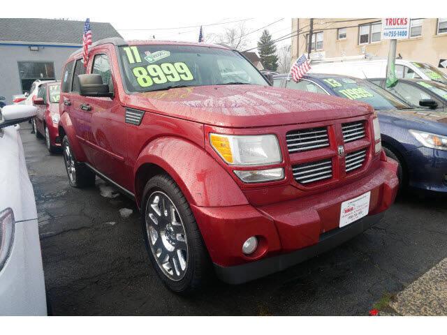2011 Dodge Nitro for sale at M & R Auto Sales INC. in North Plainfield NJ