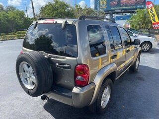 2003 Jeep Liberty for sale at Turnpike Motors in Pompano Beach FL