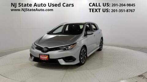 2018 Toyota Corolla iM for sale at NJ State Auto Auction in Jersey City NJ