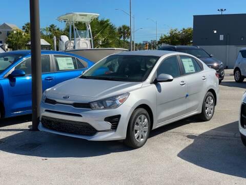 2021 Kia Rio for sale at Key West Kia in Key West FL