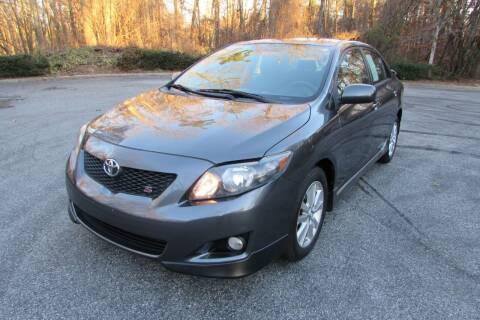 2010 Toyota Corolla for sale at AUTO FOCUS in Greensboro NC