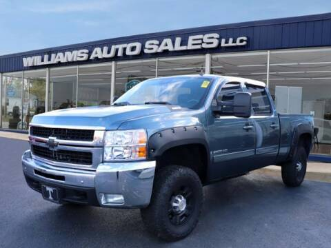 2008 Chevrolet Silverado 2500HD for sale at Williams Auto Sales, LLC in Cookeville TN