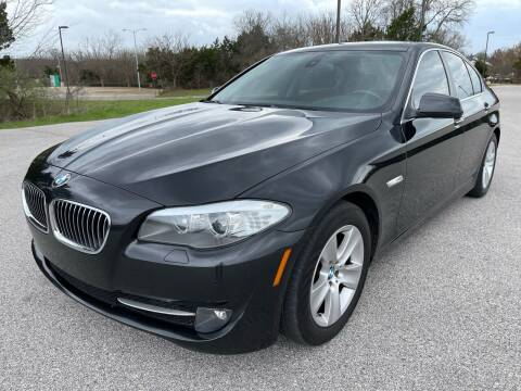 2012 BMW 5 Series for sale at Central Motor Company in Austin TX