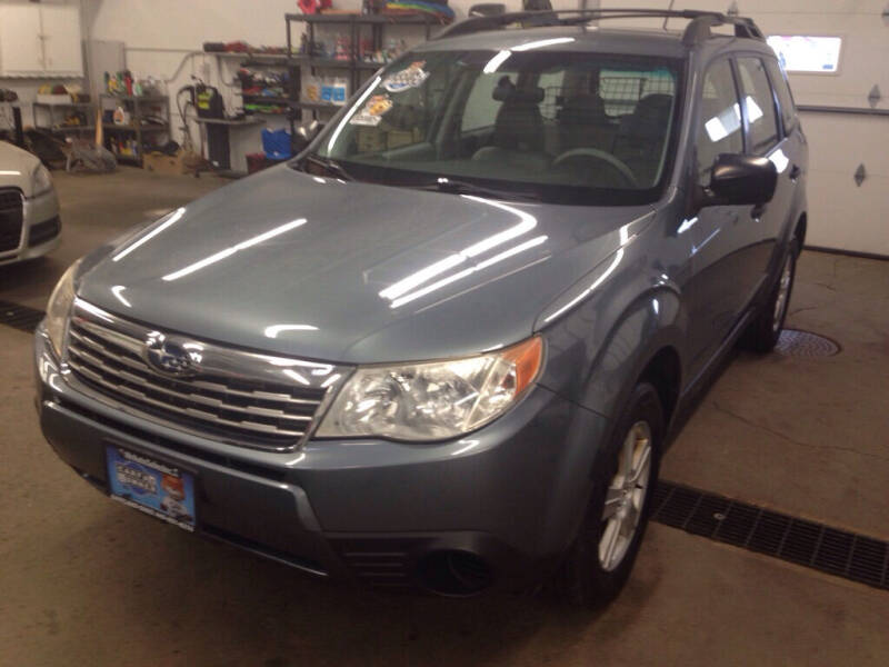 2010 Subaru Forester for sale at MR Auto Sales Inc. in Eastlake OH