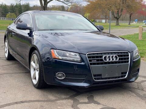 2010 Audi A5 for sale at Choice Motor Car in Plainville CT