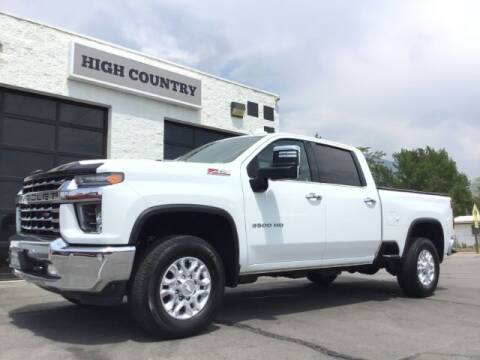 2020 Chevrolet Silverado 3500HD for sale at High Country Motor Co in Lindon UT