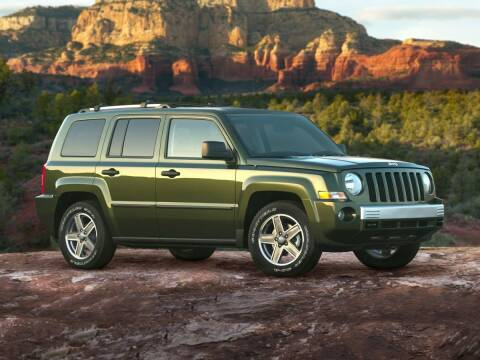 2010 Jeep Patriot for sale at Sundance Chevrolet in Grand Ledge MI