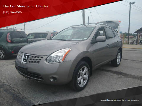 2009 Nissan Rogue for sale at The Car Store Saint Charles in Saint Charles MO