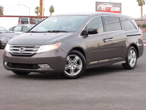 2013 Honda Odyssey for sale at Best Auto Buy in Las Vegas NV
