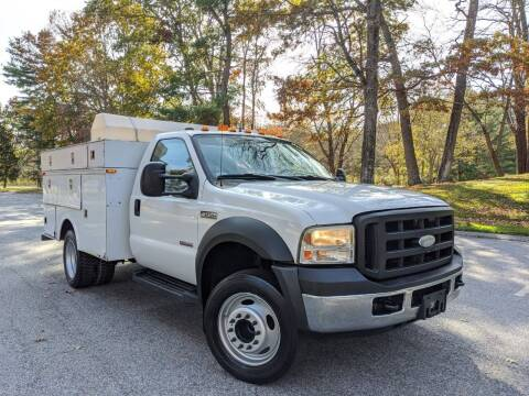 2007 Ford F-550 Super Duty for sale at The Auto Brokerage Inc in Walpole MA
