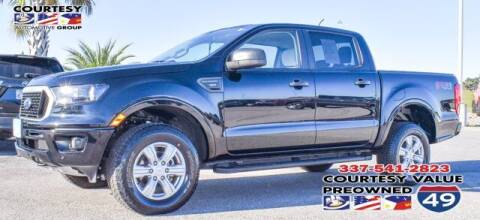 2019 Ford Ranger for sale at Courtesy Value Pre-Owned I-49 in Lafayette LA