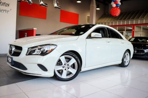 2017 Mercedes-Benz CLA for sale at Quality Auto Center in Springfield NJ