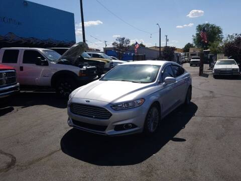 2014 Ford Fusion for sale at DPM Motorcars in Albuquerque NM